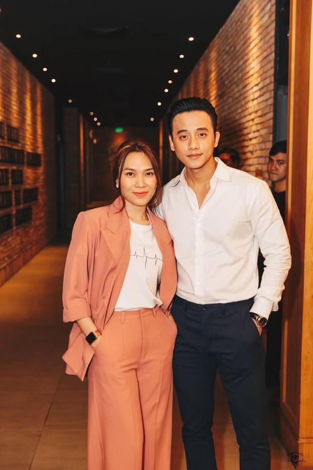 Mỹ Tâm lần đầu lộ diện sau lùm xùm nghi vấn thừa nhận yêu Mai Tài Phến, thái độ gây chú ý bên diễn viên Thu Trang - Ảnh 4.