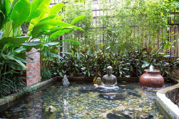 Quang Dũng sở hữu biệt thự 400m2 đẹp và sang như resort, nhà mới mua cũng có gu không kém - Ảnh 9.