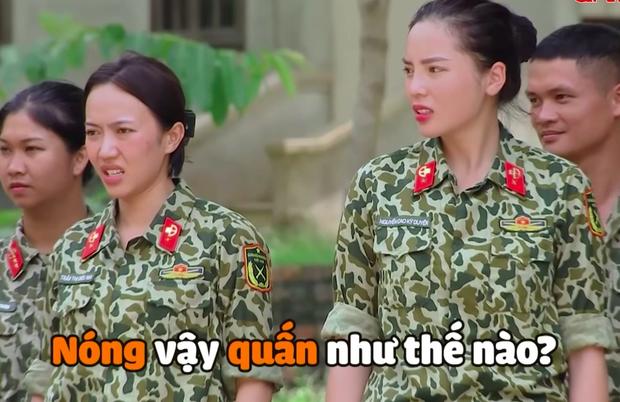 Nam Thư, Khánh Vân bật khóc khi chứng kiến màn biểu diễn khí công nguy hiểm tại Sao Nhập Ngũ - Ảnh 5.