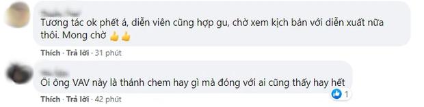 Vương An Vũ bị Phạm Thừa Thừa đè nằm bất động ở Vai Trái Có Cậu, fan hả hê: Này thì em muốn lái chị trong Cá Mực Hầm Mật 2! - Ảnh 3.