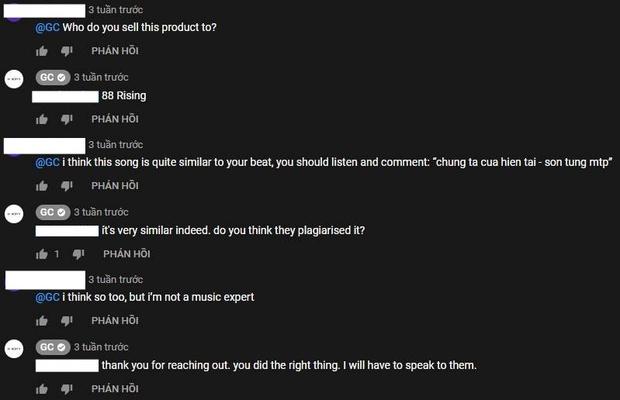 Hóa ra vụ Sơn Tùng xài beat chùa bị chính netizen Việt mách lẻo từ 3 tuần trước, kênh GC khẳng định có đạo nhạc nhưng thực hư thế nào? - Ảnh 4.