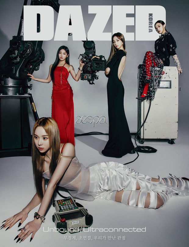 2 màn diện đồ hiệu gây tranh cãi nhất tuần: Triệu Vy lép vế trước Song Hye Kyo, nữ chính aespa làm nền cho nữ phụ mờ nhạt? - Ảnh 3.