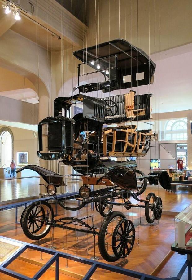 Những bảo tàng đánh bay định kiến nhạt nhẽo trong mắt du khách, đặt chân đến rồi ai cũng muốn quay lại lần 2 - Ảnh 9.