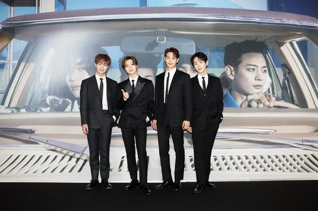 SHINee comeback sau 2 năm rưỡi vắng bóng, cả album rồng rắn trên BXH, Knet cảm thán: Còn gì mà SHINee không cân được? - Ảnh 11.