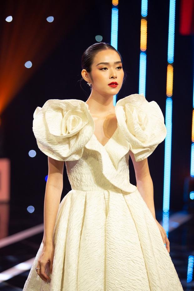 Diễn viên Đỗ An, Hoa hậu Ngọc Châu, stylist Hoàng Ku... cầm mic khoe giọng trong Trời Sinh Một Cặp mùa 5 - Ảnh 2.