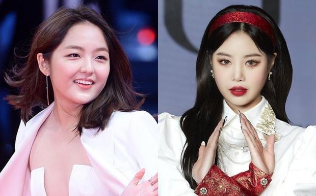 """Nữ thần sexy mới Soojin (G)I-DLE """"lật kèo"""" căng đét cáo buộc bạo lực, tố ngược sao nhí Gia Đình Là Số 1 có thói cà khịa - Ảnh 2."""