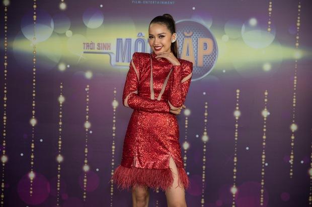 Diễn viên Đỗ An, Hoa hậu Ngọc Châu, stylist Hoàng Ku... cầm mic khoe giọng trong Trời Sinh Một Cặp mùa 5 - Ảnh 6.