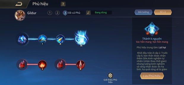 Liên Quân Mobile: Hàng loạt Phù Hiệu, trang bị thay đổi lớn trong phiên bản mới, game thủ muốn bắt kịp meta không thể bỏ qua - Ảnh 3.