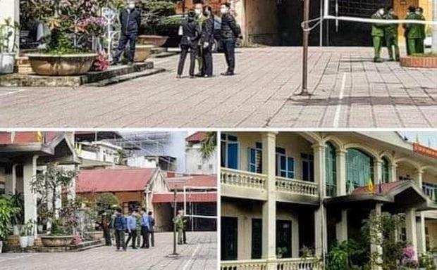 Vụ nam kế toán trường học chết cháy sau tiếng nổ ở Điện Biên: Phát hiện xăng trong phòng làm việc - Ảnh 1.