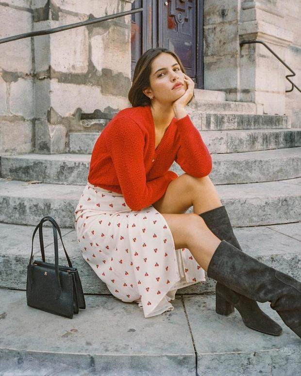 Chỉ bằng cách học 10 công thức diện chân váy chuẩn sang xịn của gái Pháp, style của bạn sẽ lên một tầm cao mới - Ảnh 3.