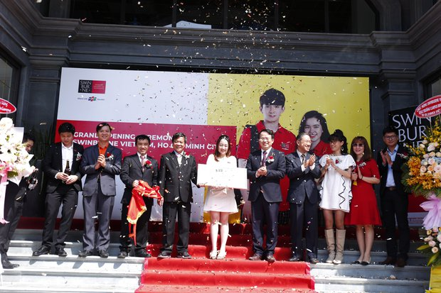 Swinburne Việt Nam sẽ dành 15 tỷ giá trị học bổng cho sinh viên theo học ở khu học xá mới tại TP. Hồ Chí Minh - Ảnh 3.
