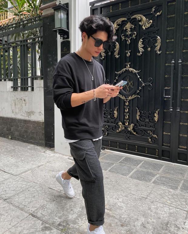 Bạn trai tin đồn của Ngô Thanh Vân lột xác thành soái ca nhờ giảm cân như thế nào? - Ảnh 7.