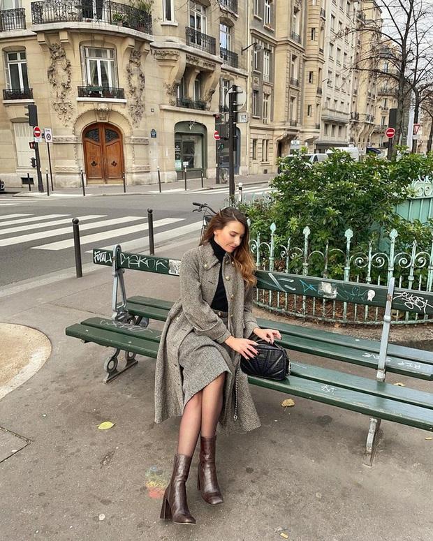 Chỉ bằng cách học 10 công thức diện chân váy chuẩn sang xịn của gái Pháp, style của bạn sẽ lên một tầm cao mới - Ảnh 9.