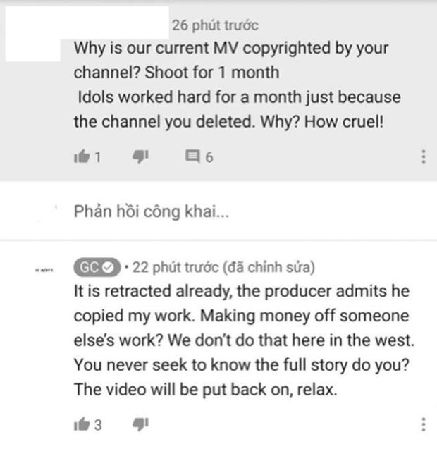 Hóa ra vụ Sơn Tùng xài beat chùa bị chính netizen Việt mách lẻo từ 3 tuần trước, kênh GC khẳng định có đạo nhạc nhưng thực hư thế nào? - Ảnh 7.