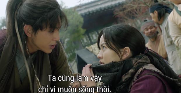 Ji Soo chính thức crush Kim So Hyun ở Sông Đón Trăng Lên, nàng mưa lấy lại ký ức nhưng sao đau lòng thế này? - Ảnh 8.