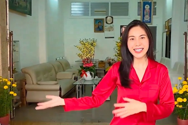 Sao Việt xây nhà báo hiếu bố mẹ: Biệt thự nhà Quốc Trường 25 tỷ, Thuỷ Tiên mua nhà cho mẹ khi còn ở thuê - Ảnh 11.
