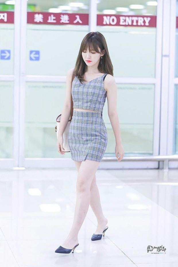 Không ngờ dàn nữ idol này hack dáng ảo diệu đến thế: Cao khiêm tốn nhưng body đỉnh cao, ngã ngửa khi so với idol cao kều - Ảnh 8.