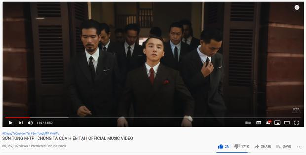 Sau bão đạo nhạc, MV Chúng Ta Của Hiện Tại của Sơn Tùng M-TP chính thức quay trở lại trên YouTube, lượt view có còn nguyên vẹn? - Ảnh 2.