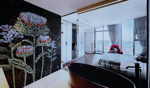 Vợ chồng trẻ đổi nhà đến lần thứ 5, căn hộ mới nhất trị giá 4 tỷ, nhìn view hồ Tây là biết vị trí cực đắc địa - Ảnh 11.