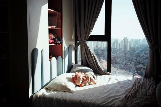 Vợ chồng trẻ đổi nhà đến lần thứ 5, căn hộ mới nhất trị giá 4 tỷ, nhìn view hồ Tây là biết vị trí cực đắc địa - Ảnh 9.