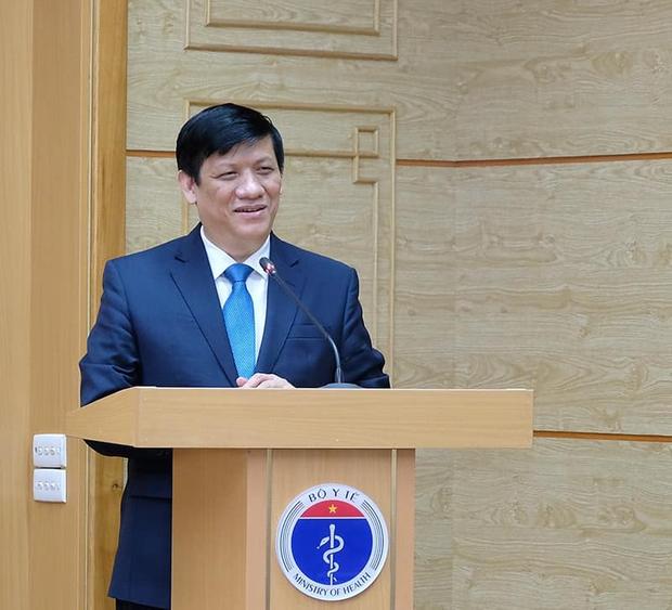 Bộ trưởng Bộ Y tế: Thời gian ngắn nữa Việt Nam sẽ chiến thắng đợt dịch Covid-19 thứ 3 - Ảnh 1.