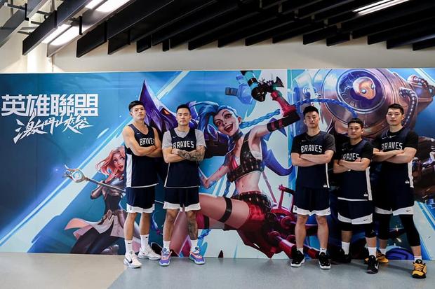 LMHT: Tốc Chiến đang phô trương danh tiếng bằng việc quảng bá tại giải bóng rổ tầm cỡ ở Đài Loan - Ảnh 3.