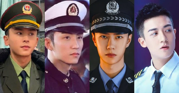 Hoàng Cảnh Du rủ Vương Nhất Bác và bạn trai Cúc Tịnh Y đóng cảnh sát, tham vọng lập nhóm F4 phiên bản hình sự hay gì? - Ảnh 1.