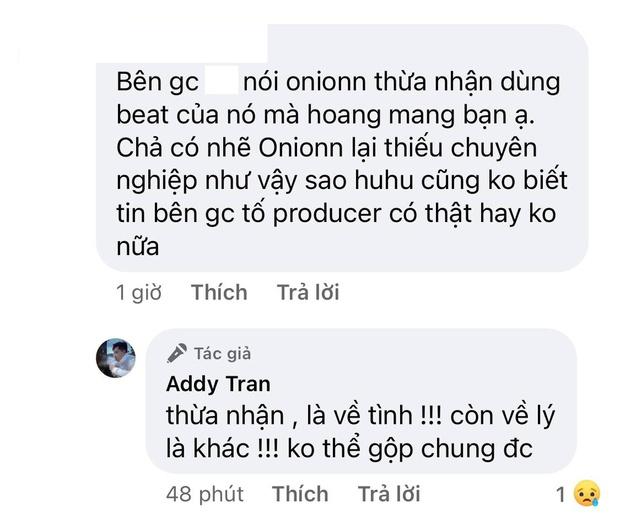 Trước lùm xùm của Sơn Tùng, producer King Of Rap khẳng định có thể tìm 100 beat giống 1 beat, thành viên Chillies cũng ẩn ý bênh vực - Ảnh 5.