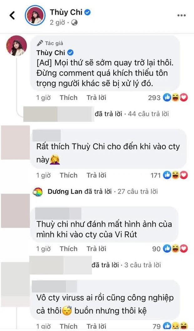 Giữa lúc MV của Sơn Tùng bay màu, Thuỳ Chi bị chỉ trích kém duyên khi đăng lại clip cover Chúng Ta Của Hiện Tại - Ảnh 4.