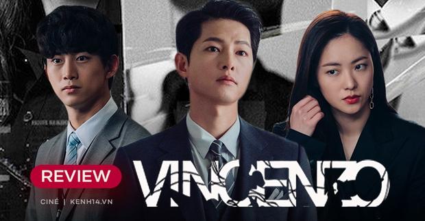 Vincenzo: Tưởng hành động giật gân ai ngờ hài muốn xỉu, Song Joong Ki mặt baby vẫn cân đẹp vai xã hội đen cực ngầu - Ảnh 1.