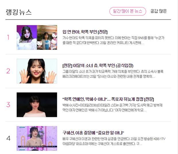 Không chỉ dàn idol mới nổi, đến sao hạng A dính phốt bắt nạt: Hyuna bị tố tát thẳng mặt bạn, Knet bỗng phản ứng quá bất ngờ - Ảnh 4.