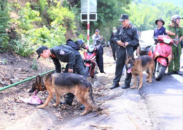 Huy động cảnh sát cơ động, chó nghiệp vụ truy bắt nghi phạm chém 3 người lớn và 1 cháu bé 8 tháng tuổi ở Lạng Sơn - Ảnh 1.