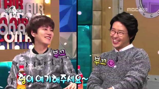 Dượng Ju Dan Tae của Penthouse 2: từng dính tin đồn yêu đồng tính thành viên Super Junior, 45 tuổi vẫn độc thân vì cuồng nhan sắc Song Hye Kyo? - Ảnh 11.