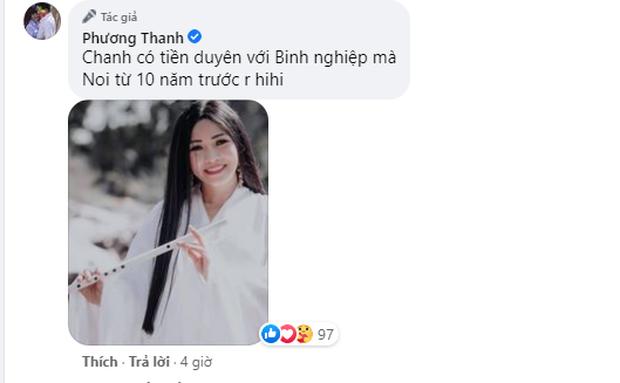 Phương Thanh lộ thông tin profile phi công trẻ, còn khẳng định một câu chắc nịch Ai cũng cần yêu? - Ảnh 3.