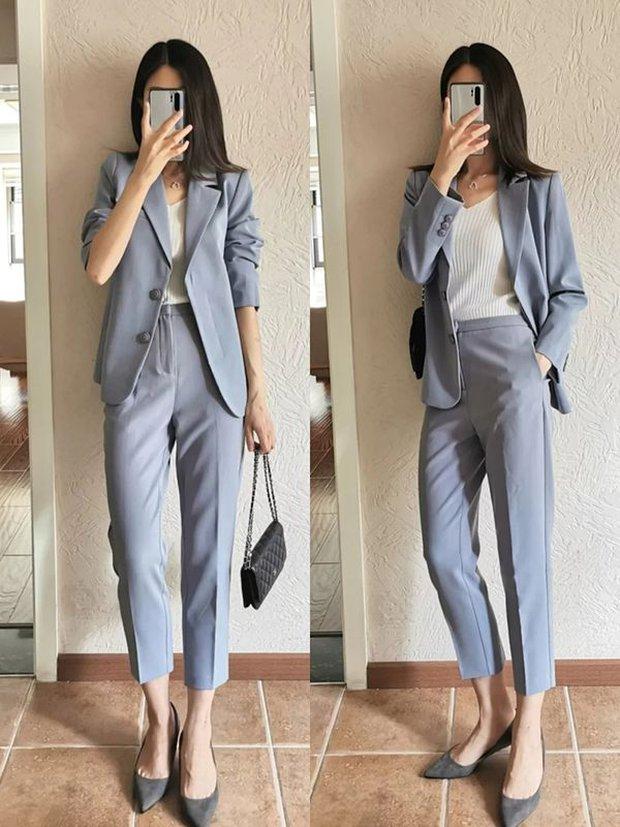 Nàng công sở muốn mặc đẹp đừng bỏ qua 14 công thức diện quần này, toàn combo chuẩn xịn từ hội gái Pháp - Ảnh 2.