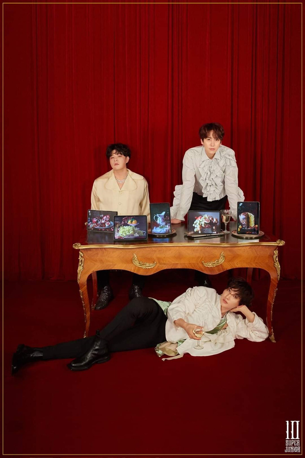 Hậu bị phạt 444 tỷ, SM vội vàng cho loạt nhóm comeback, có nhóm còn tung hẳn 13 phiên bản album khiến fan bàng hoàng - Ảnh 6.