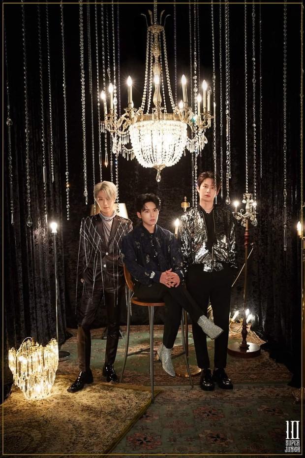 Hậu bị phạt 444 tỷ, SM vội vàng cho loạt nhóm comeback, có nhóm còn tung hẳn 13 phiên bản album khiến fan bàng hoàng - Ảnh 7.