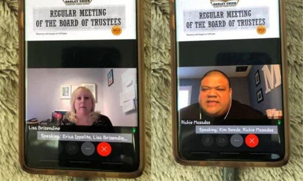 Hiệu trưởng và cả Ban giám hiệu bị đuổi việc vì nói xấu phụ huynh trong buổi họp online, nội dung video bị leak khiến MXH phẫn nộ - Ảnh 1.