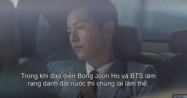 6 lần BTS làm cameo ở các bom tấn truyền hình: Từ Penthouse tới True Beauty, đâu cũng thấy bóng dáng anh nhà! - Ảnh 5.