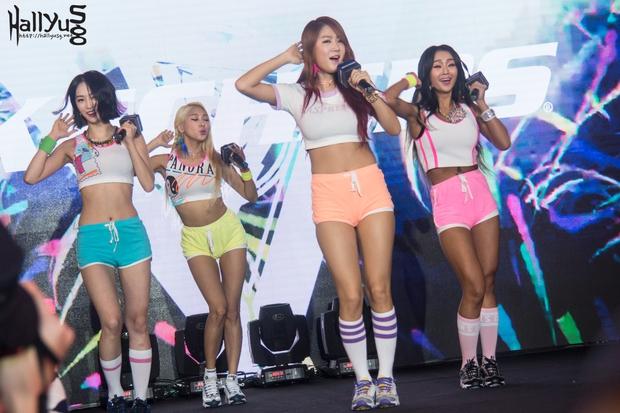 Sau SNSD, đến lượt nhóm nhạc được mệnh danh là nữ hoàng mùa hè đình đám Gen 2 lấp lửng về khả năng tái hợp - Ảnh 1.