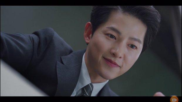Vừa bị chê kém sắc vì Song Hye Kyo dùng như phá, Song Joong Ki bỗng khiến Knet quay xe với visual ngút ngàn - Ảnh 8.