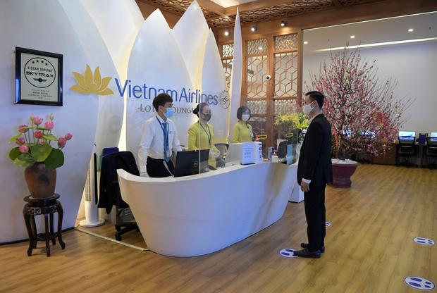 Vietnam Airlines đảm bảo các tiêu chuẩn an toàn dịch bệnh cao nhất - Ảnh 3.
