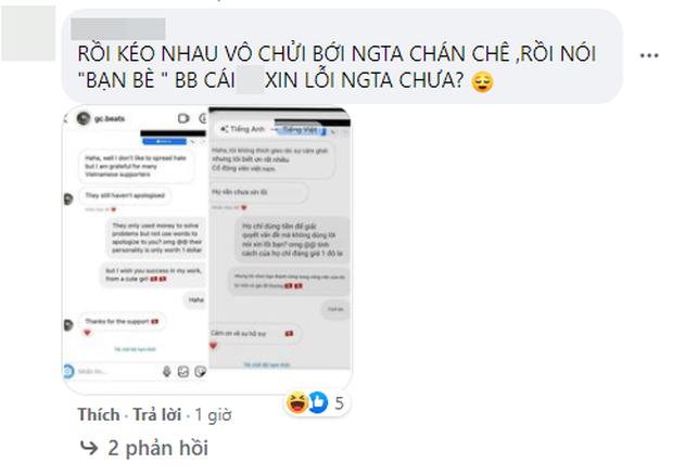 Biến mới: Netizen lan truyền tin nhắn từ producer GC, làm hoà rồi nhưng công ty Sơn Tùng không hề xin lỗi? - Ảnh 1.