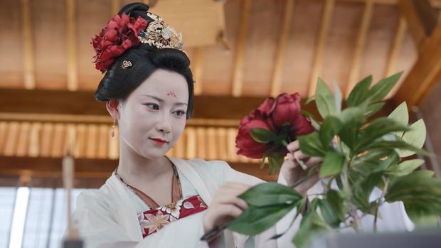 Mãn nhãn với loạt cổ phục đẹp nức nở ở Đại Đường Minh Nguyệt, phim thế này mới đáng để xem chứ! - Ảnh 2.
