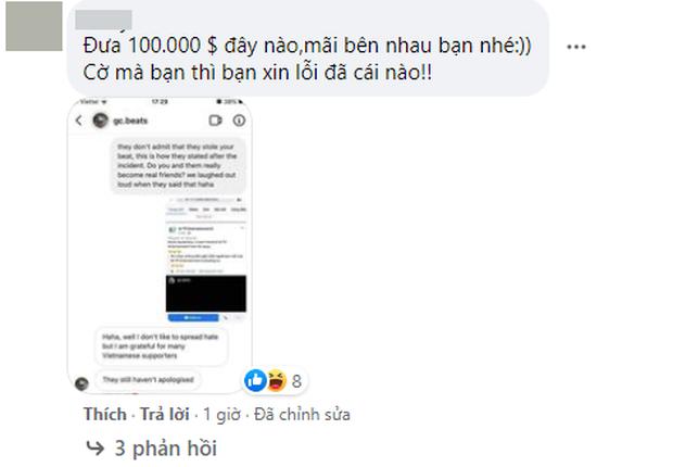 Biến mới: Netizen lan truyền tin nhắn từ producer GC, làm hoà rồi nhưng công ty Sơn Tùng không hề xin lỗi? - Ảnh 2.