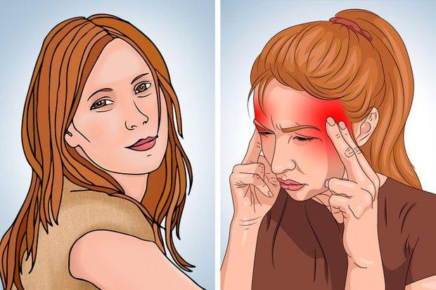 6 vấn đề sức khỏe mà con gái phải đối mặt nếu duy trì thói quen buộc tóc đuôi ngựa thường xuyên - Ảnh 1.