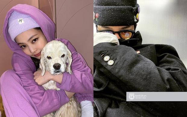 Soi mạnh style cặp đôi GD - Jennie: Cùng là tắc kè hoa của Chanel, lộ hint hẹn hò từ cách dùng phụ kiện - Ảnh 12.