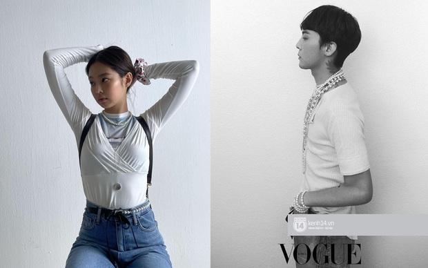 Soi mạnh style cặp đôi GD - Jennie: Cùng là tắc kè hoa của Chanel, lộ hint hẹn hò từ cách dùng phụ kiện - Ảnh 11.