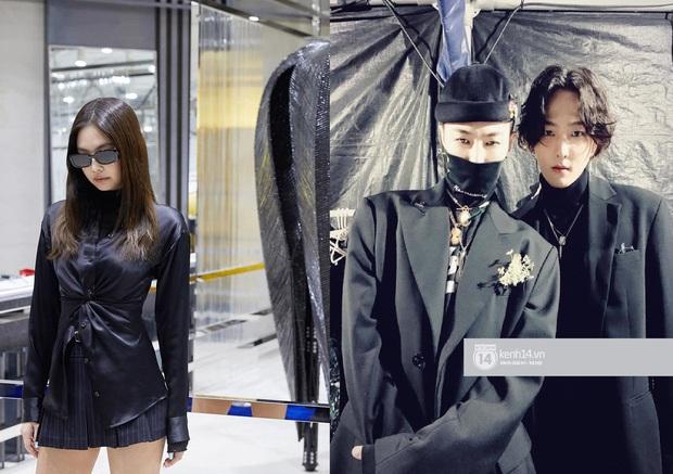 Soi mạnh style cặp đôi GD - Jennie: Cùng là tắc kè hoa của Chanel, lộ hint hẹn hò từ cách dùng phụ kiện - Ảnh 5.