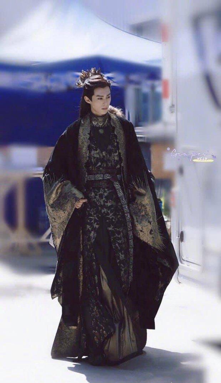 Ngu Thư Hân trốn thần tượng Lisa, lột xác xinh như tiểu tiên nữ bên cạnh mỹ nam Vườn Sao Băng ở phim mới - Ảnh 3.